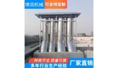 不锈钢烟囱在各行业中的应用