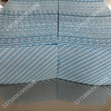 供应多种上胶水刺布生产厂家 定制多种卫材类上浆水刺布