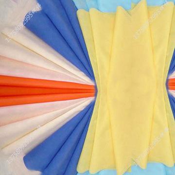 浸渍无纺布生产厂家 定做多颜色纺粘PP无纺布