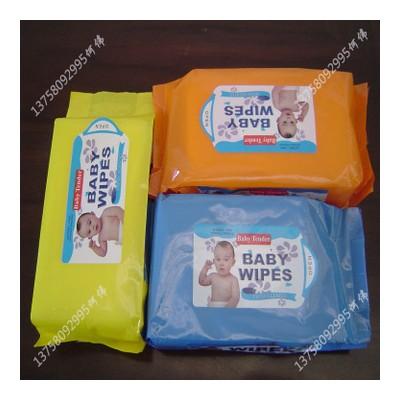 生产厂家供应各种湿巾_可按照客人需求定做多种规格消毒湿巾