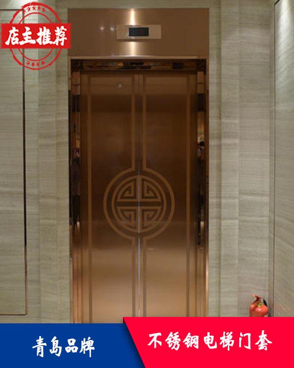 不锈钢电梯门套  不锈钢电梯门套量身定做